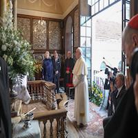 Visita del Papa a los Países Bálticos